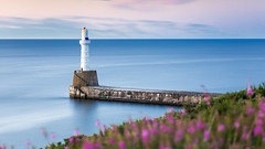 Aberdeen South breakwaters.jpg (___INFINITY___) Tags: 10stopper 2017 6d aberdeen lighthouse torrybattery canon coastline darrenwright dazza1040 dof eos infinity longexposure magiclantern nd pier samyang135mmf2 scotland sea seascape southbreawater uk