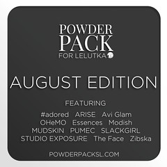 Powder Pack for LeLutka August Edition (Avi-Glam) Tags: powder pack aviglam event second life lelutka