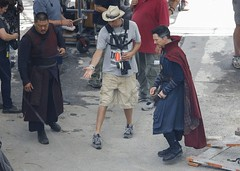 UHQ Avengers: Infinity War Set Pictures (anythingdoctorstrange) Tags: avengers infinity war atlanta usa 28 jun 2017 cast members benedict wong cumberbatch from left work during filming set is modeled after a new york city street celebrity entertainment arts georgia united states north america actor male personality 60706195 benedictcumberbatch markruffalo avengersinfinitywar robert downey jr