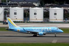 Fuji Dream Airlines JA02FJ (Howard_Pulling) Tags: fukuoka airport fuk fukairport japan japanese howardpulling