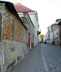 Tallinna5 (elinalaurila) Tags: estonia tallin street empty