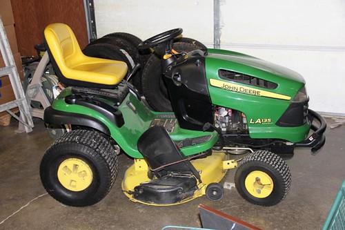 John Deere L8135 22 Horsepower Mower ($1,400.00)