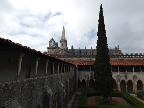 Monasterio de Santa Maria da Vitória - Claustro de Alfonso VI