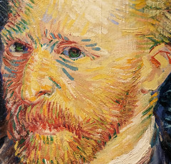 Vincent Willem van Gogh (leweeg10) Tags: 35mm114 fuji fujixpro1 july2017 melbourne vangogh vangoghmelbourne xpro1