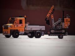 Lego Technic 42060 (Luicabe) Tags: aparato cabello enazamorado exterior juguete lego luicabe luis maqueta modelismo plástico vehículo yarat1 zamora zoom
