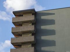 Shadowplay (Strange Artifact) Tags: fuji fujifilm x30 cameraraw shadows balkony sun summer