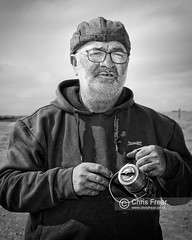 Steven - Sea Angler (Chris Frear) Tags: seangler seaangling fishing humber river sea cleethorpes lincolnshire enganduk pastime hobby activity july 2017