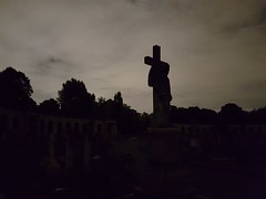 Inside Brompton Cemetery (failing_angel) Tags: 081016 london phone kensingtonchelsea bromptoncemetery londonmonthofthedead