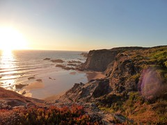 P1020493 (snapshots_of_sacha) Tags: sea atlantic atlantik meer beach algarve portugal landscape nature wild