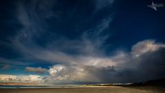 Portnoo (Mr Bultitude) Tags: portnoo beach donegal ireland rain clouds coastal big sky strand sea wild atlantic way
