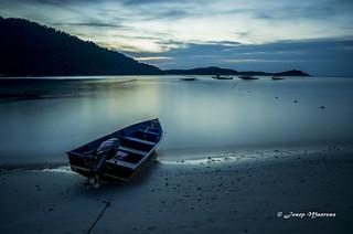 La barca i la solitud