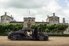 Open doors. (TJHarrington) Tags: koenigsegg agerar wilton wiltonwakeup car supercar hypercar megacar