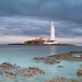 St Mary's Lighthouse, Whitley Bay (Explored) (Gary Emerson) Tags: