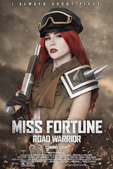 Miss Fortune Road Warrior (Florent Joannès) Tags: shooting shoot photo photography portrait photographie postapo postnuke poster apocalypse leagueoflegends missfortune mad fortune madfortune roadwarrior cosplay 2017 50mm