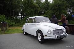Auto Union Saloon (Sundornvic) Tags: car classic vintage transport autounion revs
