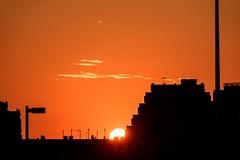 Intensive Sunrise (NathalieSt) Tags: europe france hérault lagrandemotte languedocroussillon occitanie borddemer mer nikon nikond5500 nikonpassion nikonphotography sea seaside