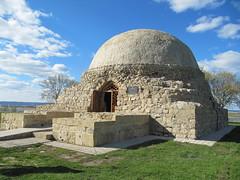 Northern mausoleum. Северный мавзолей (3) (leraorsi70) Tags: булгар bolghar bulgar