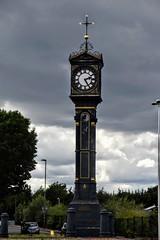 Clock Tower at Aston Cross, Birmingham (Manoo Mistry) Tags: nikon nikond5500 tamron18270mmzoomlens tamron clocktower astoncross birminghampostmail westmidlands birminghamuk