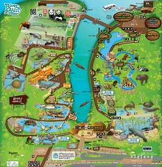 02 (樂活的大方) Tags: 20170724sb 新加坡動物園 river safari