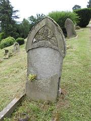 Monmouth Cemetery, Osbaston Road, Monmouth 12 July 2017 (Cold War Warrior) Tags: builder thomaspembridge taphology cemetery graveyard monmouth monmouthshire