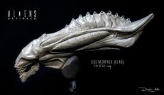 EGGMORPH15 (sith_fire30) Tags: alien aliens xenomorph egg morphing praetorian defiance dark horse comics miniature sculpt aves fixit sithfire30 nostromo sulaco ridley scott giger