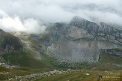 Campo Pericoli, scene primordiali (EmozionInUnClick - l'Avventuriero's photos) Tags: campopericoli gransasso montagna panorama