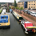 Canal Barge Saltaire