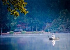 DSC_5205 (dixiedog) Tags: spring boat fishing landscape mississippi pond