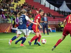17270590 (roel.ubels) Tags: voetbal vrouwenvoetbal soccer deventer sport topsport 2017 spanje spain espagne schotland scotland ek europese kampioenschappen european worldchampionships
