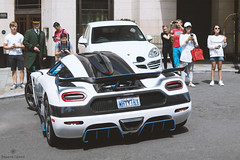 Why Try? (Beyond Speed) Tags: koenigsegg agera rs rs1 supercar supercars car cars carspotting nikon v8 white carbon spoiler hypercar london dorchester automotive automobili auto
