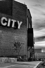 City in the City (TwinCitiesSeen) Tags: saintpaul minnesota twincities twincitiesseen canon6d tamron2875mm blackandwhite