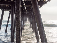 Imperial Beach Pier, San Diego, California