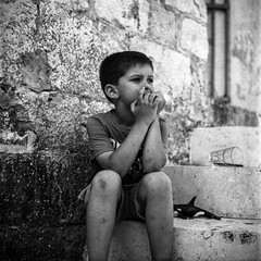 Portrait_Zadar (Koprek) Tags: yashicamat124g fomapan 200 zadar croatia adriatic june 2017 film portrait