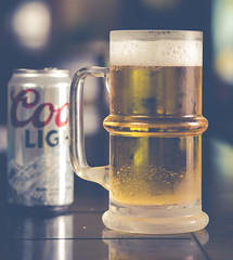 Frosty_01.23.17 (yekim sicap) Tags: frosty beer mug icecold coors photoblog365