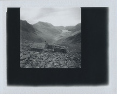 Warnscale Bothy (Mark Rowell) Tags: warnscalebothy buttermere cumbria lakedistrict uk fuji fp3000b instant hasselblad 903 swc expired film
