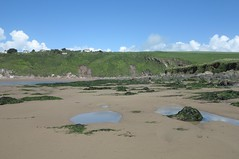 bantham51 (West Country Views) Tags: bantham sand devon scenery