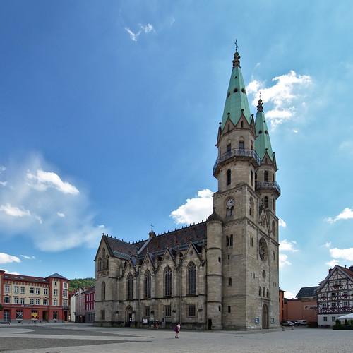 Stadtkirche Meiningen