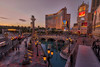Ghosts during Sunset Hours (jed52400) Tags: lasvegas nevada sunsethours venetian treasureisland themirage tourists ghosts hdr