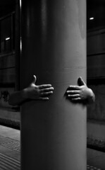 The more you want the harder it gets (Eleni Maitou) Tags: hands bnw nikon nikond90 street streetphotography athens metropolis urban streetlife