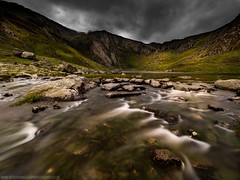 Devil's Kitchen (Richard Walker Photography) Tags: snowdonia longexposure wales landscape landscapephotography nature lake clouds mountains summer rocks sky