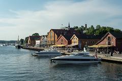 Båt-12 (joannidestimothy) Tags: båt travel tønsberg boat norway town nikond600