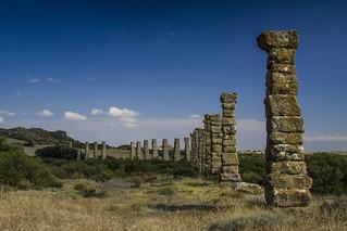 Los Bañales (Acueducto) Los Pilarones