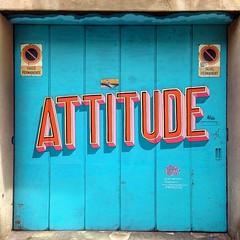 July 27, 2017. #bcn #barcelona #streetart #attitude (biwabcn) Tags: bcn barcelona streetart attitude