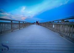 taking a stroll on the Boardwalk (Singing With Light) Tags: 17th 2017 alpha6500 ct milford mirrorless nycny silversandsstatepark silversands singingwithlight sunsetjune a6500 boardwalk july photography singingwithlightphotography walnutbeach