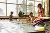 family in a pool in a spa_ (VisitLakeland) Tags: family spa fun children child parents play water splash kylpylä pool allas vesi perhe vahemmat lapset tyttö poika girl boy woman man vesileppis leppävirta finland lakeland