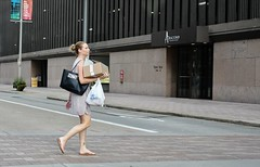 Package Pickup (burnt dirt) Tags: houston texas downtown city town street sidewalk crosswalk girl woman man couple crowd group people person asian latina blonde brunette cute sexy pretty beautiful gorgeous smile laugh jeans dress skirt shorts yogapants tights leggings heels stilettos boots longhair shorthair ponytail shadow sunny reflection stockings friend athlete exercise dog bike bicycle pregnant glasses sunglasses construction traffic lunch office building worker streetphotography fujifilm xt1 color tattoo model young metro bus busstop train trainstop