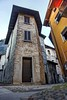 O Avarice, my house is now your captive (PeterThoeny) Tags: cima italy house narrow narrowhouse architecture cobblestone town 3xp raw nex6 photomatix selp1650 hdr paining painteryhdr qualityhdr qualityhdrphotography fav100