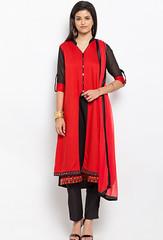 Red Cotton Shalwar Kameez (nikvikonline) Tags: cotton salwarkameez designerwear designer designercollection dailywear designersuit pakistanisuit partywear pakistanisalwarsuit pakistanikameez printed patiala patialasuit pakistanidress printedwork pakistaniwedding pakistaniwear
