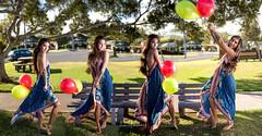 Kristina Chai Waimea July 2017 03 (JUNEAU BISCUITS) Tags: multiplicity panorama pano portrait portraiture model modeling femalemodel female beauty beautiful waimea kamuela lualai park balloons hapa hapagirl chinese hawaii bigisland nikond810 nikon