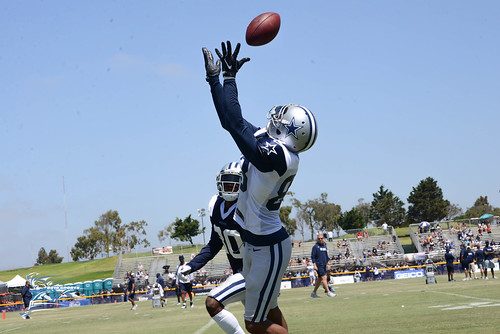 """Dallas Cowboys Training Camp 2017 • <a style=""""font-size:0.8em;"""" href=""""http://www.flickr.com/photos/10266314@N06/36216962615/"""" target=""""_blank"""">View on Flickr</a>"""